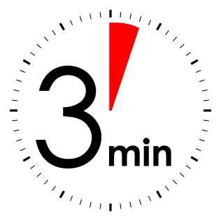 3-minutes